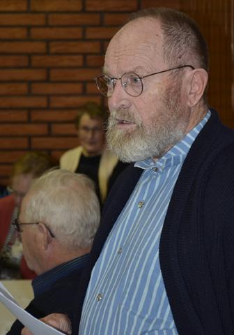 Vireä Värtsilä strategia selvisi kuulijoille Erkki Lintusen opastamana.