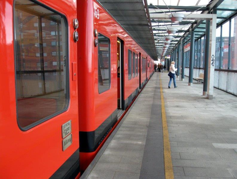 metro Kalasatamassa