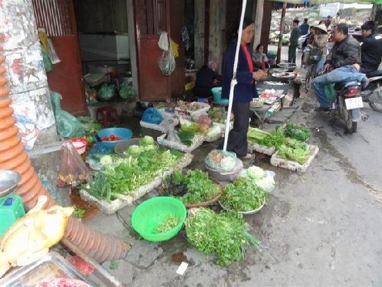 6. Vihanneksia ei sovi unohtaa