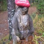 Karhu huolehti turvallisuudesta
