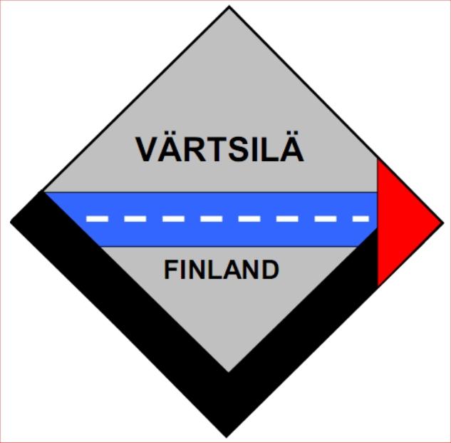 Nykyinen Värtsilä logon käyttöaste on ollut vähäistä. Logo osallistuu logokilpailuun.