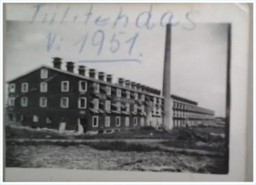 tiilitehdas vuonna1951