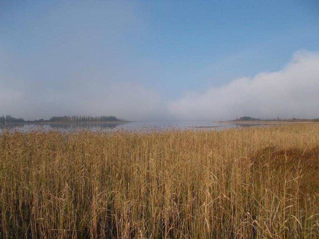 Yön aikana Sääperistä oli tullut suurjärvi.