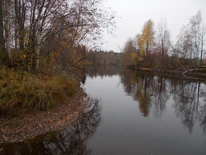 Lokakuinen Jänisjoki