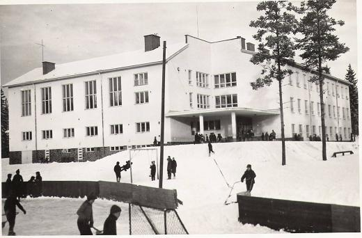 Pertun koulu pieni
