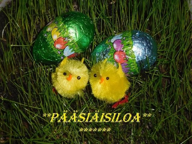 Pääsiäisiloa