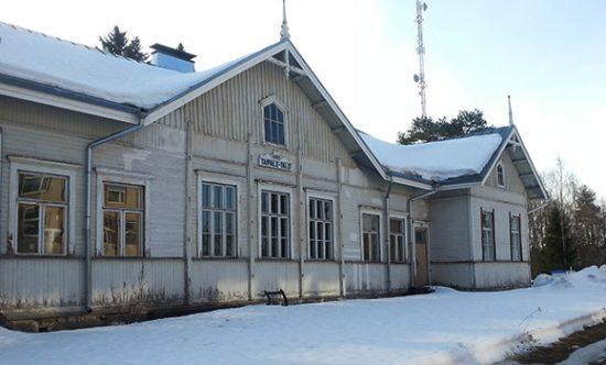Taipaleen koulu