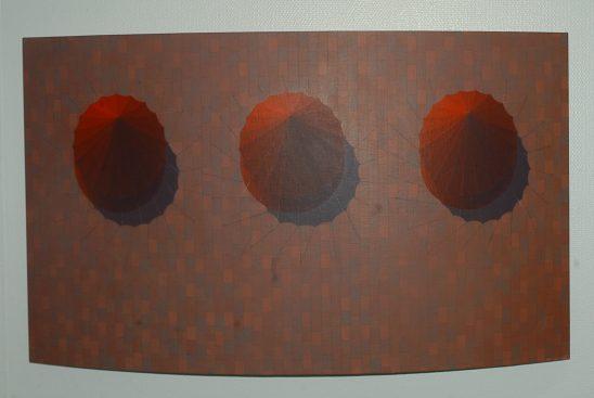 Kristian Krokforsin kolmiulotteista vaikutelmaa