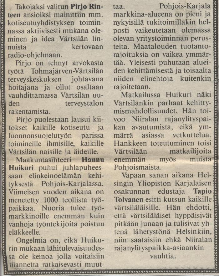 Takoja -86