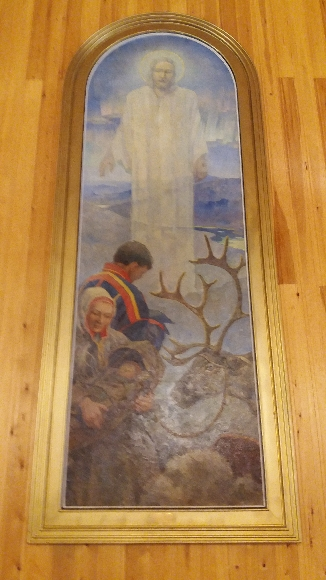 inarin-kirkon-alttaritaulu-pyha-perhe
