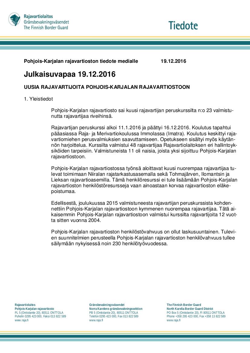tiedote-19-12-2016-uudet-rajavartijat1