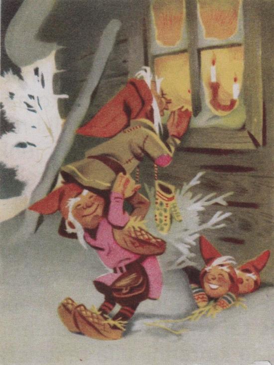 Jouluvärssyjä